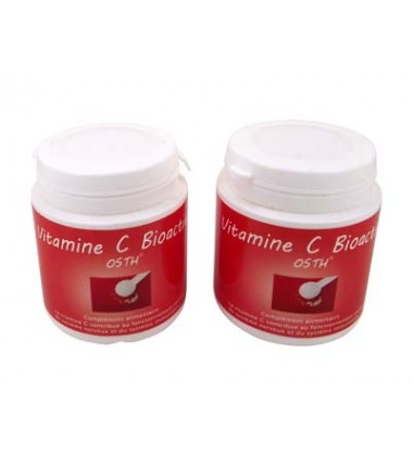 Lot VITAMINE C BIOACTIVE OSTH 2