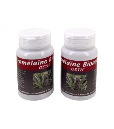 Lot BROMELAÏNE BIOACTIVE 2